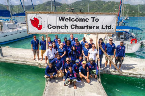 Conch Team 30th year