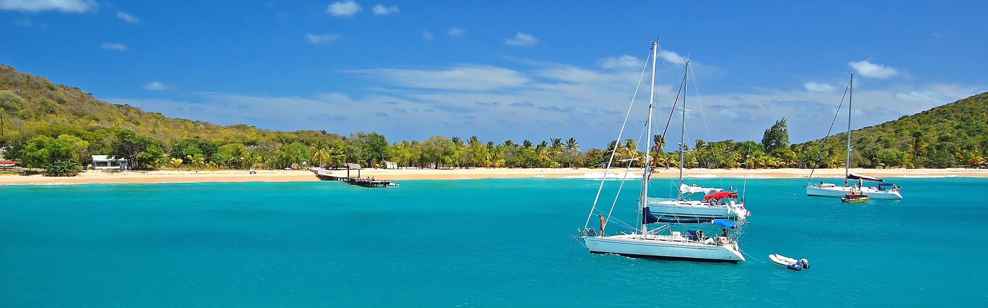 sandy sailboats bvi