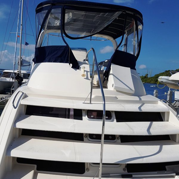 Aquilia powercat 3 fwd deck