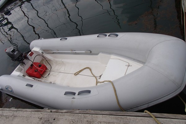 large dinghy