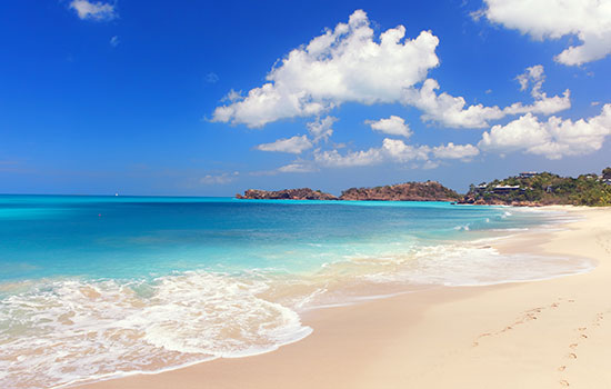 sandy beach bvi