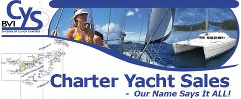 charter yacht sales