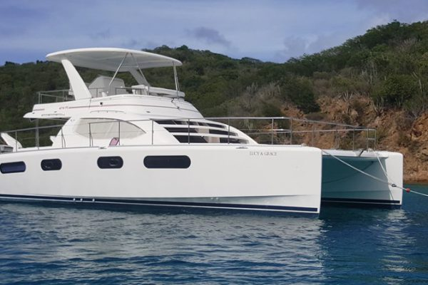 powercat baerboat BVI