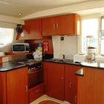 Leopard 47PC 2008 galley