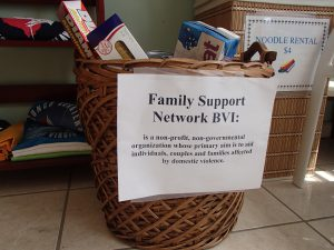 family support network basket