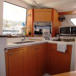Lipari 41 2013 galley