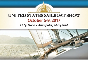 Annapolis boat show 2017 logo
