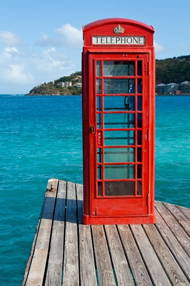 Red Phone Box Newsletter